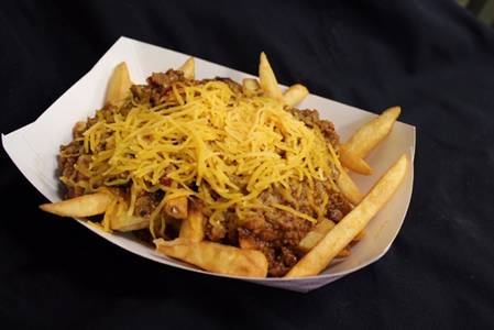 Chili Cheese Fries from Gyro Kabobs in De Pere, WI