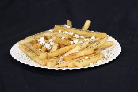 Greek Fries from Gyro Kabobs in De Pere, WI