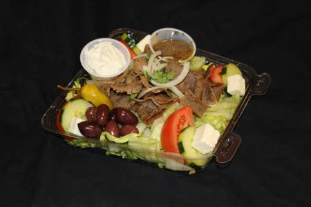 Gyro Salad from Gyro Kabobs in De Pere, WI