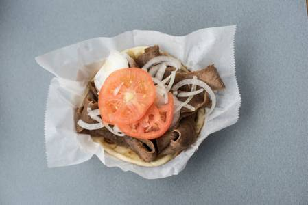 Gyro Sandwich from Gyro Palace - Glendale in Glendale, WI