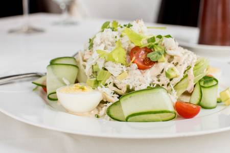 Crab Louie Salad from Johnny Delmonico's Steakhouse in Madison, WI