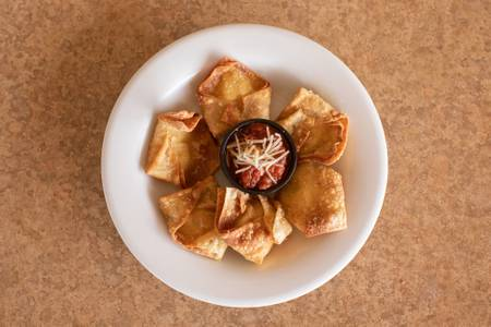 Italian Wontons from Josephine's Pizza & Pastaria in Green Bay, WI