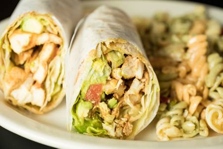 Chicken Chipotle Wrap from Judy's Kitchen in New Brunswick, NJ