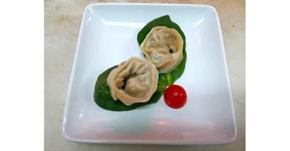 Steamed Dumplings from K Peppers in Middleton, WI