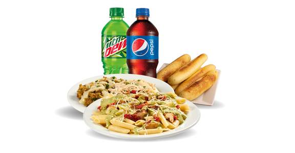 $18.99 Deal: Take Home Meals, 20 oz. Pepsi, and Breadsticks from Kwik Star - Waterloo Cedar Bend St in Waterloo, IA