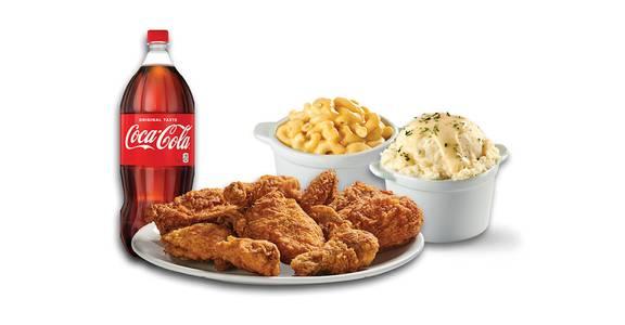 8 Piece Chicken Family Meal from Kwik Star - Waterloo Broadway St in Waterloo, IA