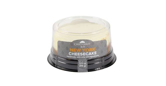 Chuckanut Cheesecake from Kwik Trip - Eau Claire Water St in Eau Claire, WI