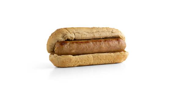 Hot Dogs & Brats: Brat from Kwik Trip - Eau Claire Water St in Eau Claire, WI