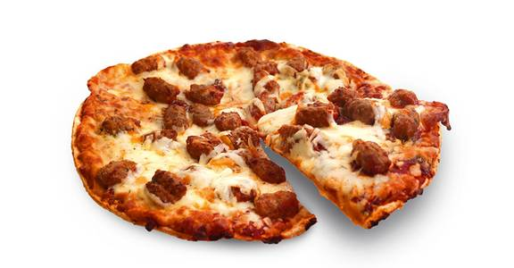 Pothole Pizza: Sausage Palooza from Kwik Trip - Kenosha 120th Ave in Pleasant Prairie, WI
