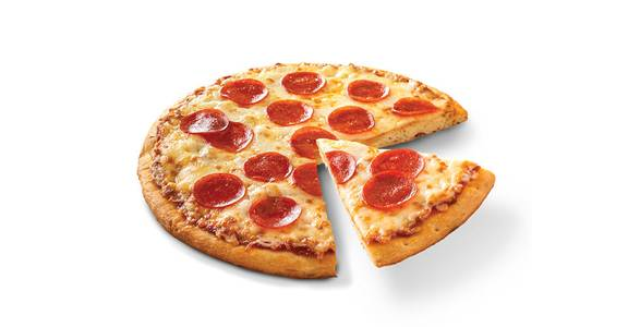 Regular Crust Pizza: Pepperoni from Kwik Trip - Eau Claire Water St in Eau Claire, WI