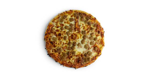 Regular Crust Pizza: Sausage from Kwik Star - Waterloo Cedar Bend St in Waterloo, IA