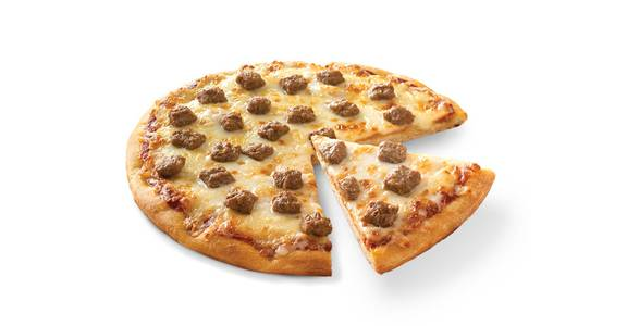 Regular Crust Pizza: Sausage from Kwik Star - Dubuque Dodge St in Dubuque, IA