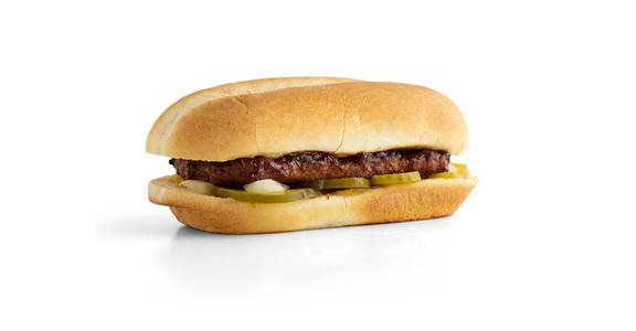 Rib Sandwich from Kwik Trip - Kenosha 120th Ave in Pleasant Prairie, WI