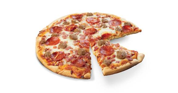 Specialty Pizza: 4-Meat from Kwik Trip - Kenosha 120th Ave in Pleasant Prairie, WI