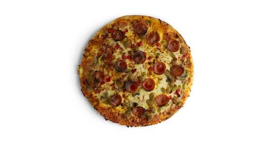 Specialty Pizza: Supreme from Kwik Star - Waterloo Cedar Bend St in Waterloo, IA