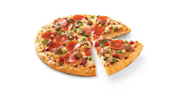 Specialty Pizza: Supreme from Kwik Trip - Kenosha 120th Ave in Pleasant Prairie, WI