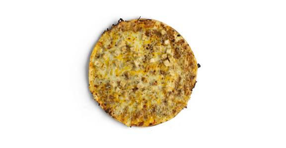 Thin Crust Pizza: BBQ Chicken from Kwik Star - Waterloo Cedar Bend St in Waterloo, IA