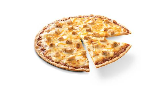 Thin Crust Pizza: BBQ Chicken from Kwik Trip - Eau Claire Water St in Eau Claire, WI