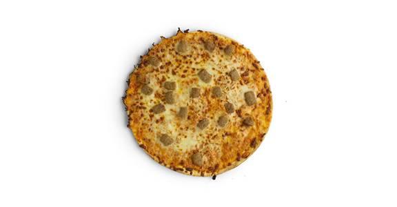 Thin Crust Pizza: Sausage from Kwik Star - Waterloo Cedar Bend St in Waterloo, IA