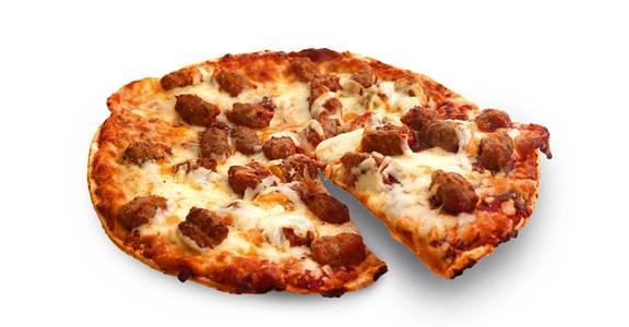Pothole Pizza: Sausage Palooza from Kwik Trip - La Crosse Mormon Coulee Rd in La Crosse, WI
