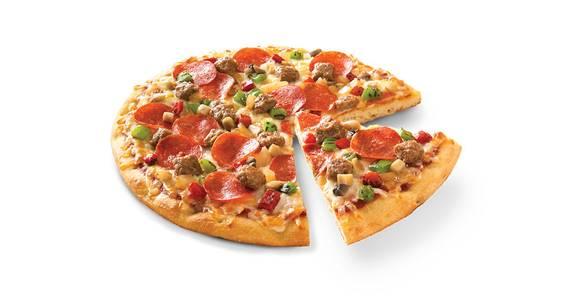 Specialty Pizza: Supreme from Kwik Trip - La Crosse Mormon Coulee Rd in La Crosse, WI