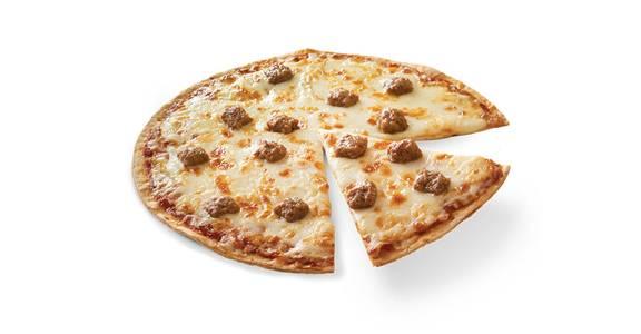 Thin Crust Pizza: Sausage from Kwik Trip - La Crosse Mormon Coulee Rd in La Crosse, WI