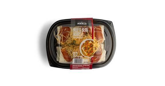 Take Home Meal: Burrito Beef Spanish Rice from Kwik Trip - Appleton Richmond St in Appleton, WI