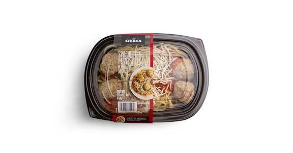 Take Home Meal: Spaghetti & Meatballs from Kwik Trip - Appleton Richmond St in Appleton, WI