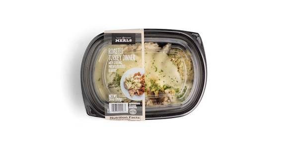 Take Home Meal: Turkey, Mashed Potatoes, Stuffing from Kwik Trip - Appleton Richmond St in Appleton, WI