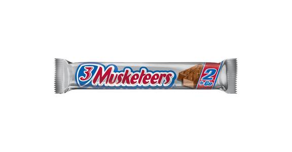 3 Musketeers Bar from Kwik Star - Waterloo Broadway St in Waterloo, IA