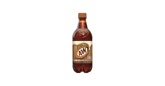 A&W Bottled Products, 20 oz. from Kwik Star - Waterloo Broadway St in Waterloo, IA