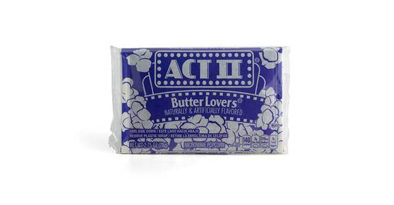 Act II Buttered Popcorn from Kwik Trip - Eau Claire Water St in Eau Claire, WI