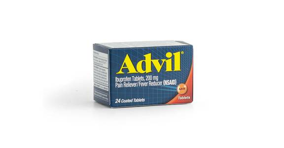 Advil Tablets, 24 ct. from Kwik Star - Dubuque Dodge St in Dubuque, IA
