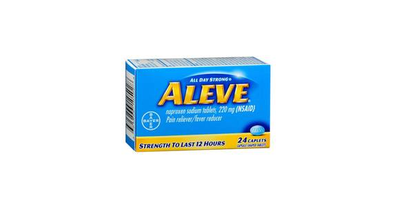 Aleve Caplet, 24 ct. from Kwik Star - Dubuque Dodge St in Dubuque, IA