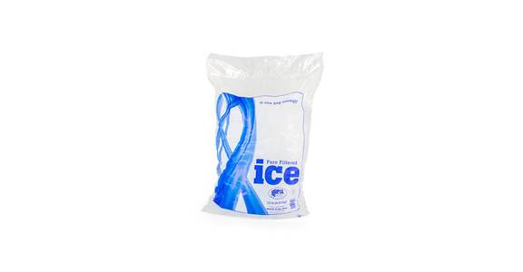 Bagged Ice, 10 lbs. from Kwik Star - Waterloo Broadway St in Waterloo, IA