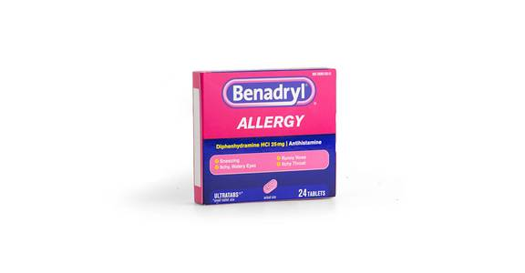 Benadryl Allergy Tablets, 24 ct. from Kwik Star - Dubuque Dodge St in Dubuque, IA