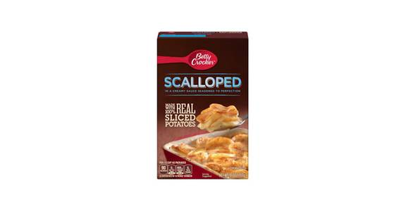 Betty Crocker Scalloped Potatoes, 4.7 oz. from Kwik Star - Waterloo Broadway St in Waterloo, IA
