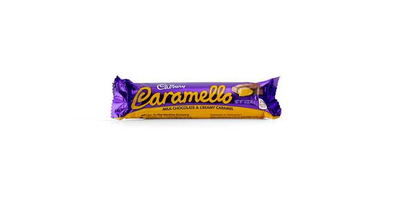 Caramello Bar from Kwik Trip - Kenosha 120th Ave in Pleasant Prairie, WI