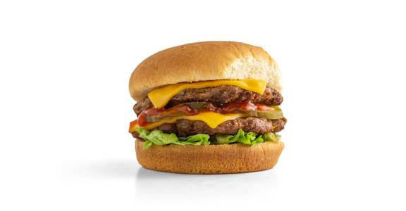 Cheeseburgers: Double Cheeseburger from Kwik Trip - Wausau Stewart Ave in Wausau, WI