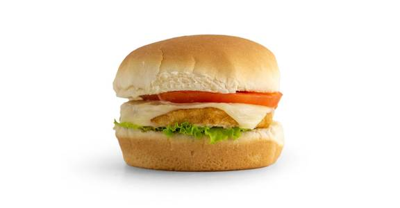 Chicken Sandwich: Chicken Sandwich from Kwik Star - Waterloo Broadway St in Waterloo, IA