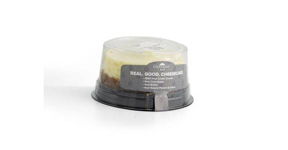 Chuckanut Cheesecake Original, 3.5 oz. from Kwik Trip - La Crosse Losey Blvd in La Crosse, WI