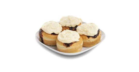 Cinnamon Rolls, 4-Pack from Kwik Star - Waterloo Broadway St in Waterloo, IA