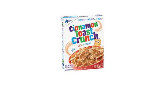 Cinnamon Toast Crunch, 12 oz. from Kwik Trip - Eau Claire Water St in Eau Claire, WI