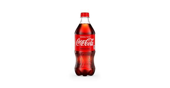 Coke Bottled Products, 20 oz. from Kwik Star - Waterloo Broadway St in Waterloo, IA