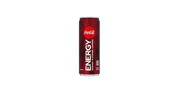 Coke Energy, 12 oz. from Kwik Star - Waterloo Broadway St in Waterloo, IA