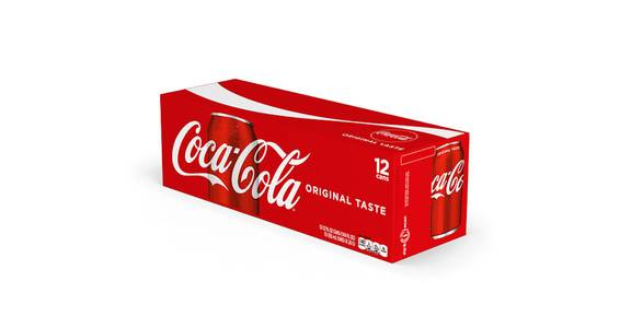 Coke Products, 12 Pack from Kwik Star - Waterloo Broadway St in Waterloo, IA