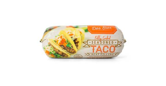 Dos Rios Taco Meat Filling, 1 lb. from Kwik Star - Waterloo Broadway St in Waterloo, IA
