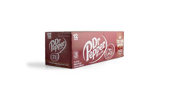 Dr. Pepper Products, 12 Pack from Kwik Trip - Eau Claire Water St in Eau Claire, WI