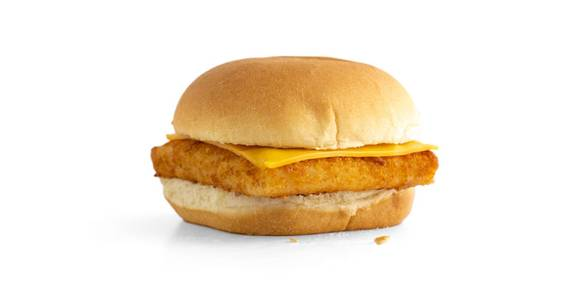 Fish Sandwich from Kwik Star - Waterloo Broadway St in Waterloo, IA