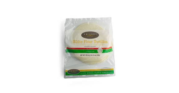 Flour Tortillas, 12 Count from Kwik Star - Waterloo Broadway St in Waterloo, IA